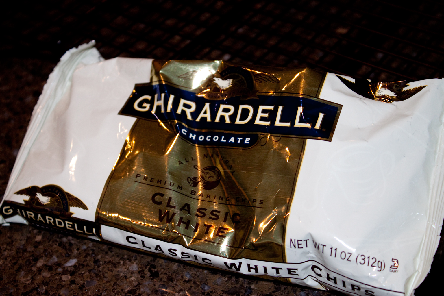 Ghirardelli White Chocolate Chips